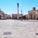 La storia della Colonna di Sant'Oronzo (Prima parte)
