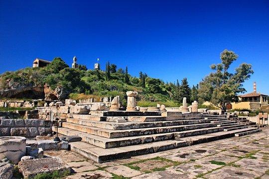 Verso il tempio dei misteri di Eleusi. Di Maurizio Nocera