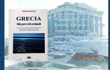 Grecia dalla guerra civile ai colonnelli - un libro di Pompeo Maritati