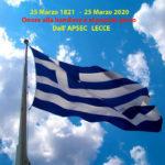 Grecia: 25 Marzo Festa Nazionale della Grecia