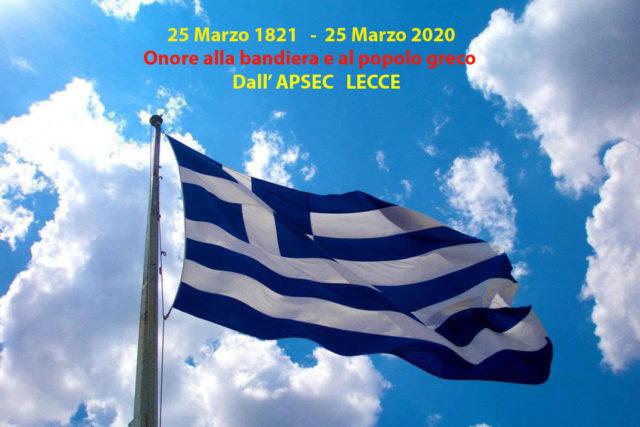 Grecia: 25 Marzo Festa Nazionale della Grecia per la celebrazione della rivoluzione