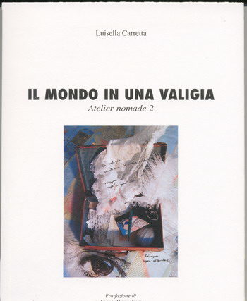 I libri d'Arte e Poesia di Luisella Carretta