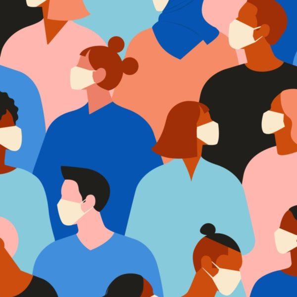 La gente e il coronavirus
