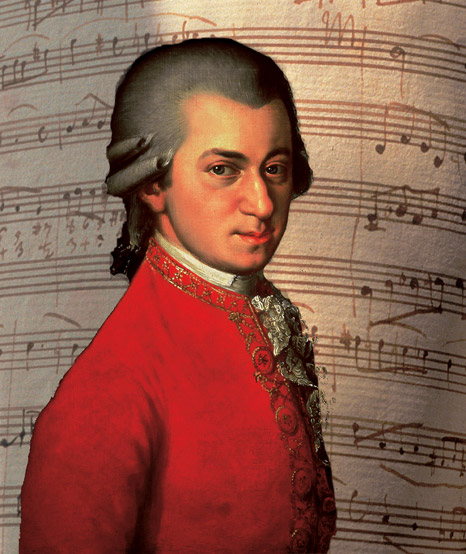 Per chi ama Wolfgang Amadeus Mozart alcune curiosità e tanta sua musica