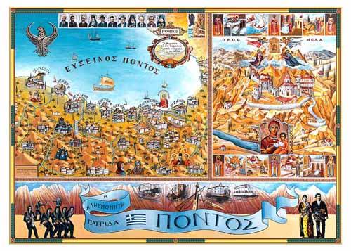 La Diaspora Greca ovvero il Genocidio Greco del Ponto (1908-1923)
