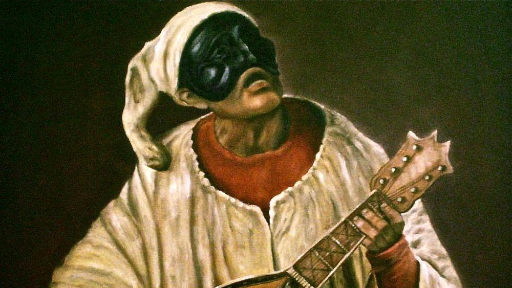 La maschera di Pulcinella