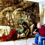 """""""I dipinti di Massimo Marangio"""" una mostra virtuale itinerante nel web"""