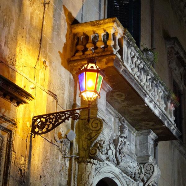 Lecce Blacone Barocco