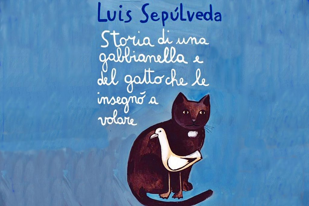 Luis Sepulveda La Gabbianella e il gatto