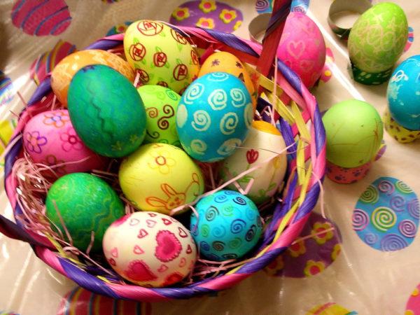 Perchè ci scambiamo le uova a Pasqua?