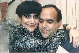 Mia Martini con Pippo Augliera