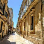 E' un vero piacere il passeggiare per la Lecce antica e ritrovarsi turista
