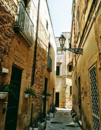 Lecce in Vico dei Penzini, al civico 6
