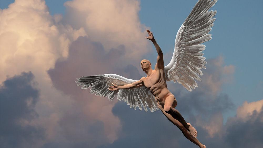 Sitaele Angelo simbolo di responsabilità e di potere