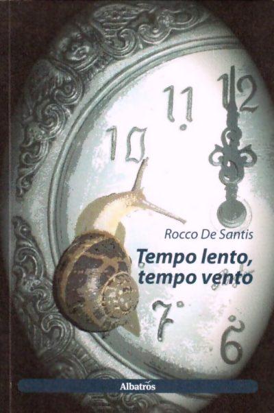 Copertina Libro di Rocco De Santis