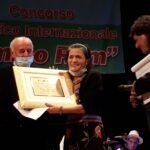 """Premiazione 27° Concorso Internazionale """"Amico Rom"""" Primo Premio a Maria Angela Zecca e Maurizio Nocera"""